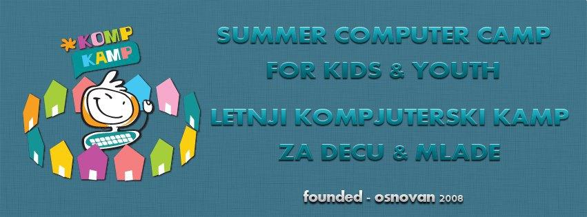 Kompjuterski kamp za decu
