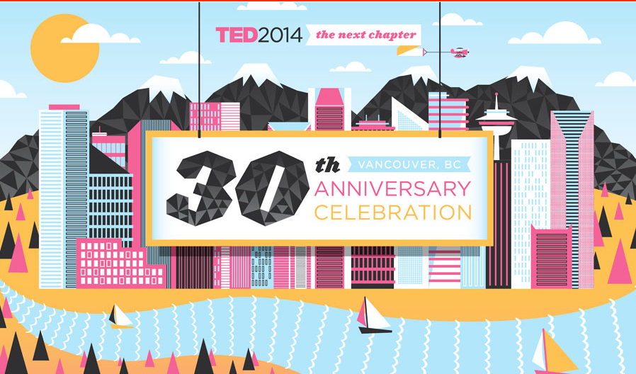 TED2014 - The Next Chapter