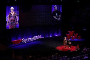 TEDxSydney 2014  Photo: Jennifer Polixenni Brankin