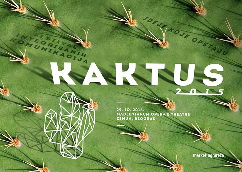 Festival integrisanih komunikacija - Kaktus