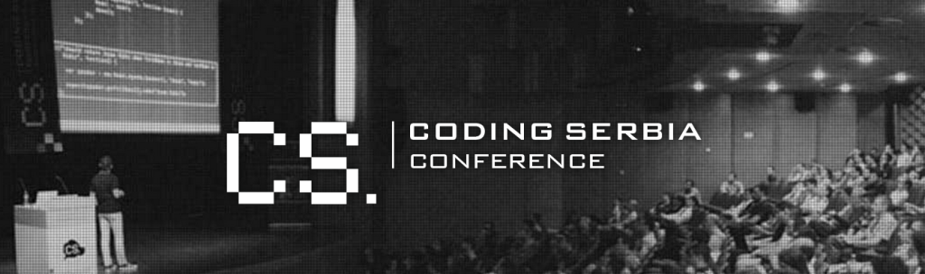 Coding Serbia Conference 2015