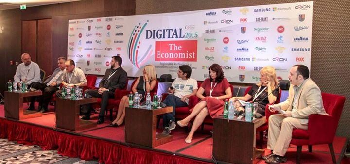 Panel 3 - Digital 2015