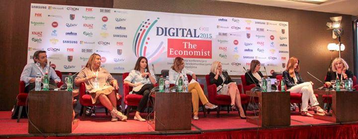 Panel 4 - Digital 2015